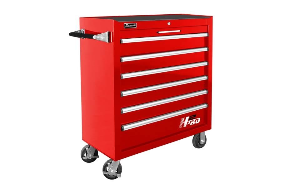 Homak H2Pro Roller Cabinet - 36