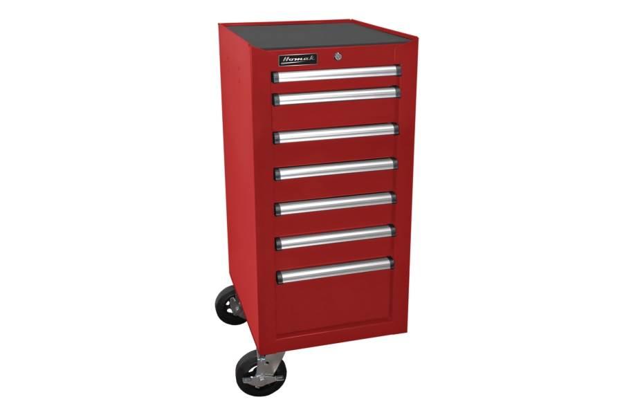 H2Pro Series 7-Drawer Side Cabinet