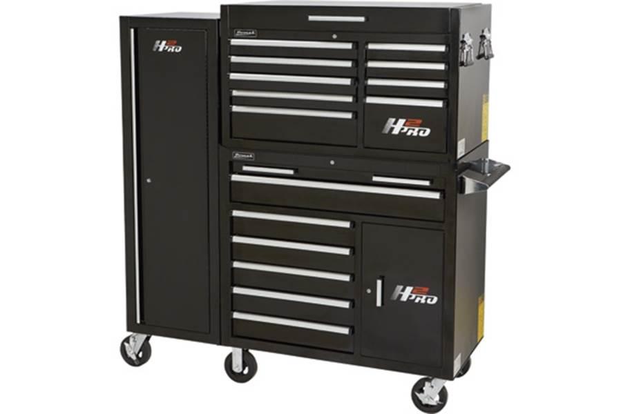 H2Pro Full-Height Side Locker - **Top & bottom chest sold separately