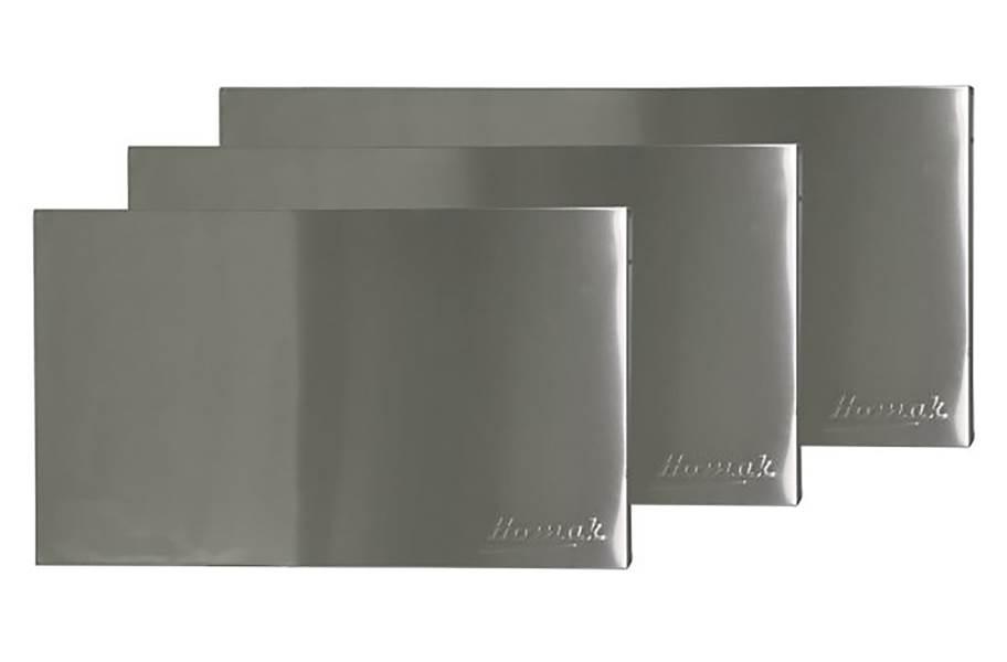 Homak H2Pro Stainless Steel Top