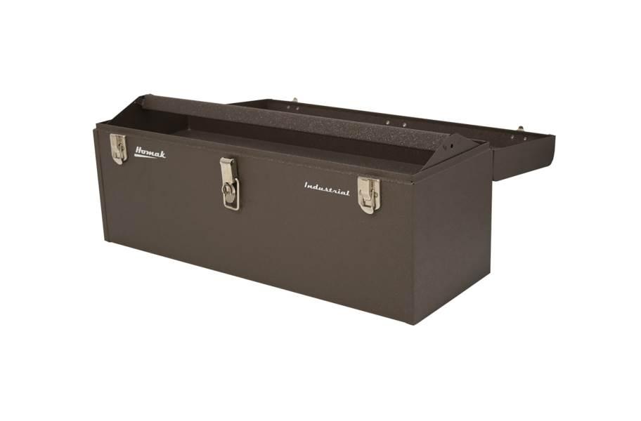 Homak Industrial Steel Toolbox - 24