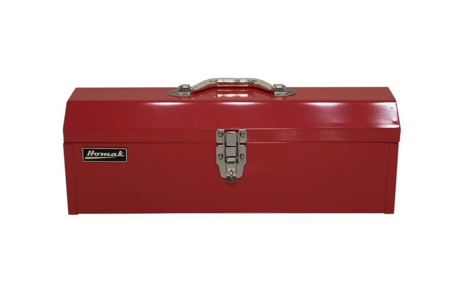 Homak Steel Hip Roof Hand Carry Toolbox
