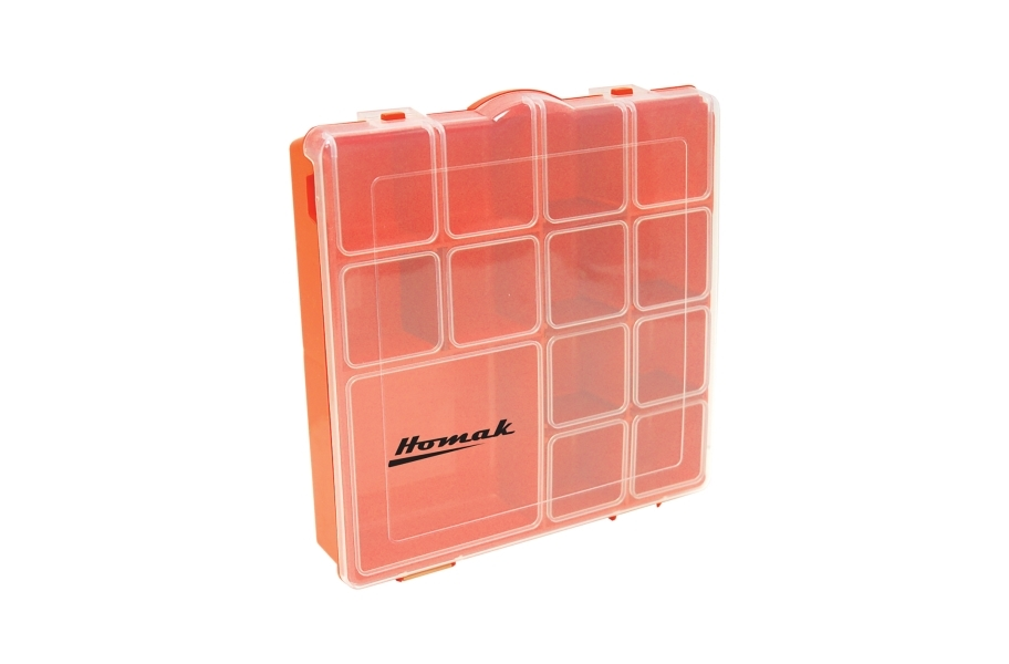 Homak Plastic Small Storage Boxes