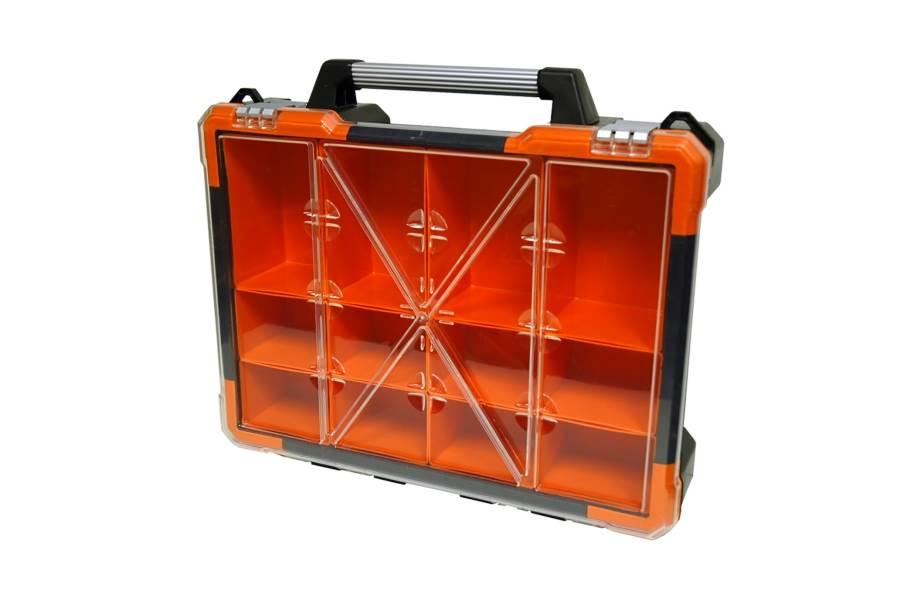 Homak Portable Plastic Organizers - 19