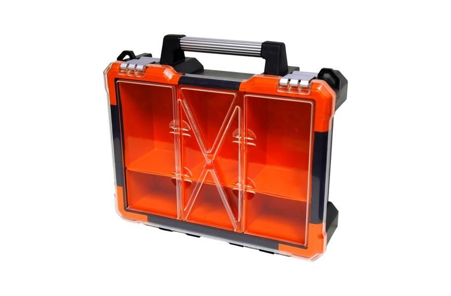 Homak Portable Plastic Organizers - 15