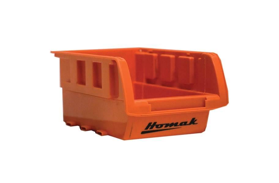 Homak Plastic Bin Sets - Small Bin