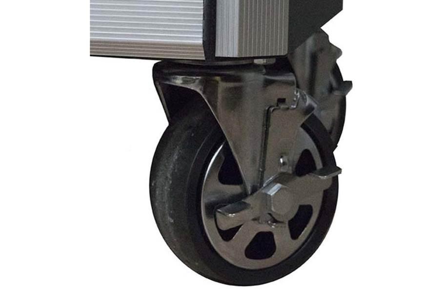 Homak Pro 2-Drawer Slide Top Service Cart