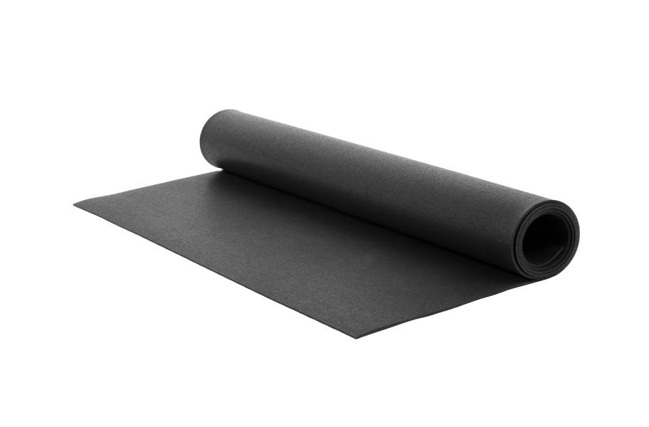 4mm TRANR 3' x 6.5' Rubber Mats