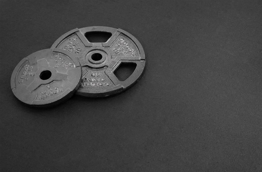 4mm TRANR 3' x 6.5' Rubber Mats