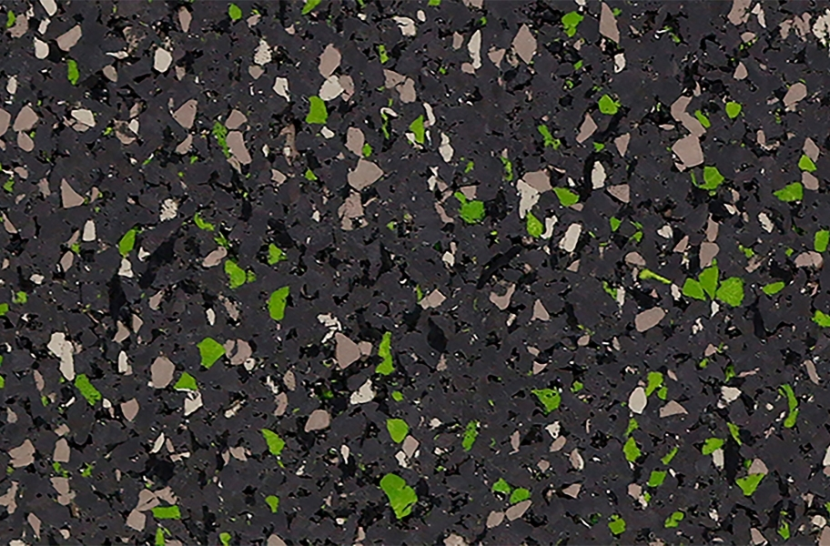 Ecore at Home ECOSurfaces Tiles - Green Turtle