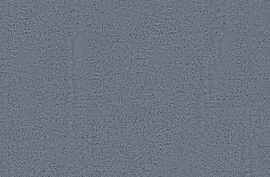 Floorigami Etched Carpet Plank - Denim Blue