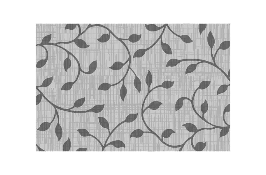 Ivy Outdoor Patio Rugs - Dark Grey/Light Grey