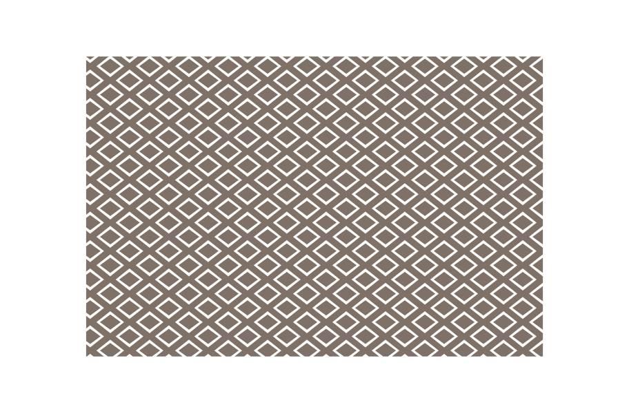 Gemstone Indoor Outdoor Area Rug - Beige/White