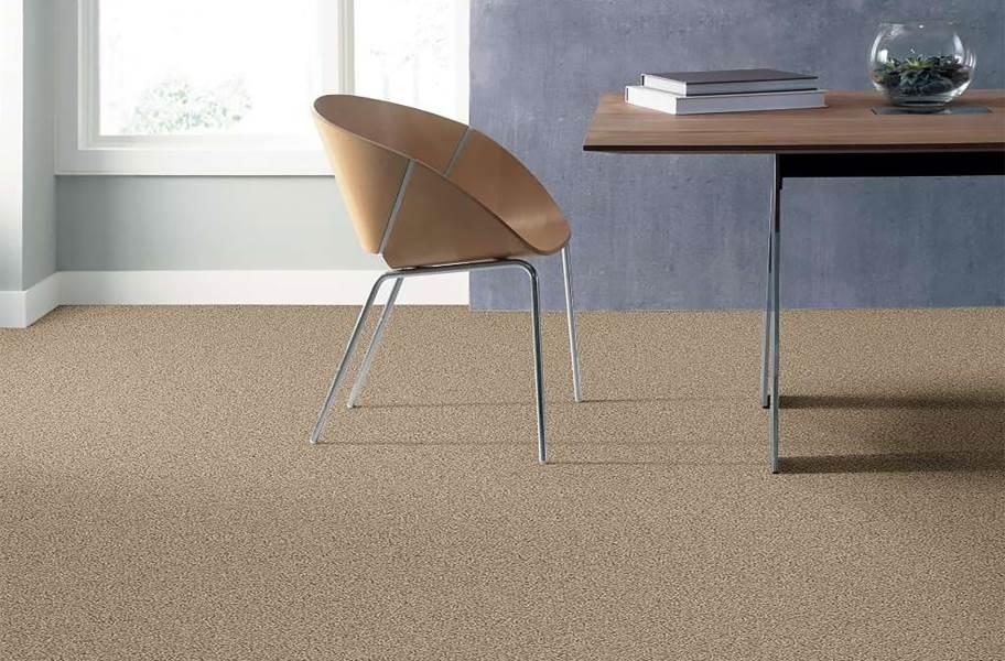 Shaw Floorigami Carpet Diem Carpet Plank - Canvas