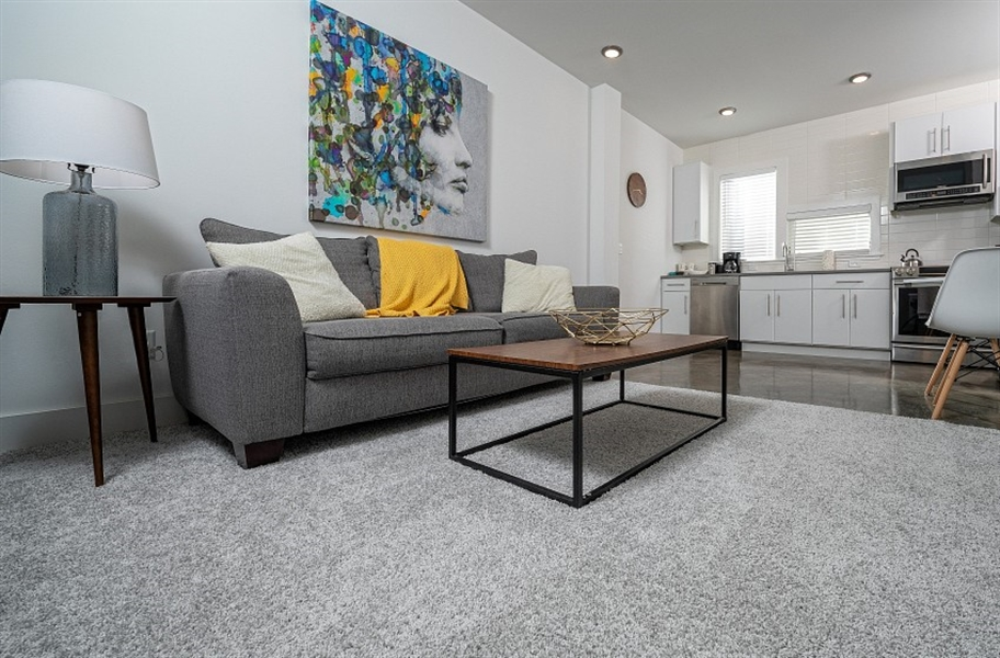 Shaw Floorigami Carpet Diem Carpet Plank - Moongaze