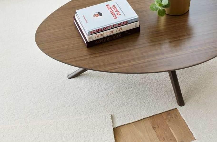 Floorigami Etched Carpet Plank - Canvas