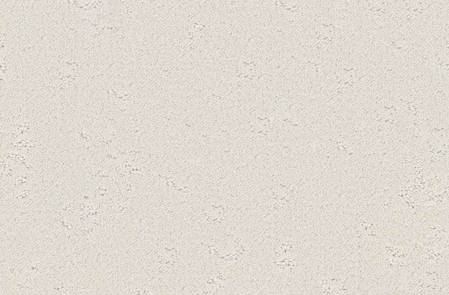 Shaw Floorigami Tambre Carpet Plank - Snow Kissed