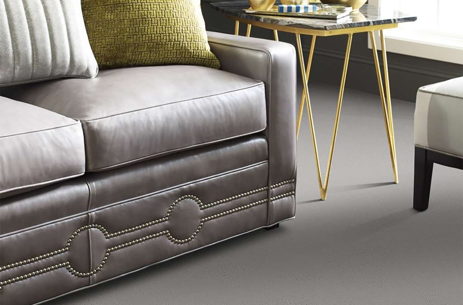 Shaw Floorigami Tambre Carpet Plank - Moongaze