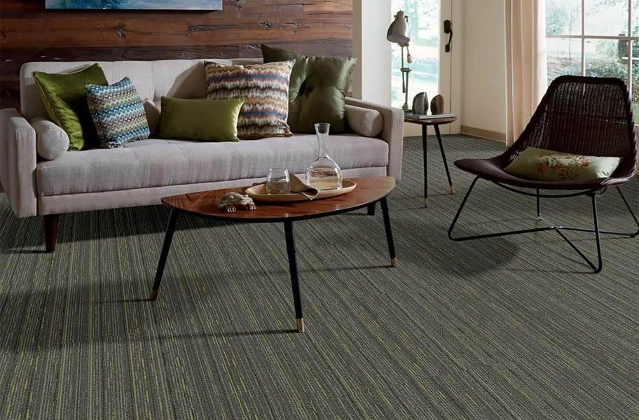 Shaw Floorigami Timelapse Carpet Plank - Galactic