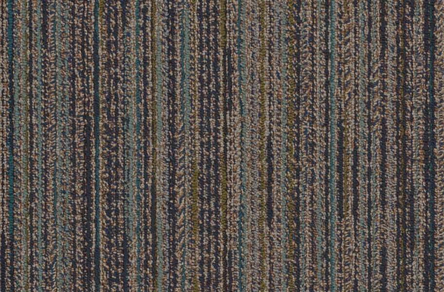 Floorigami Timelapse Carpet Plank - Midnight Sky