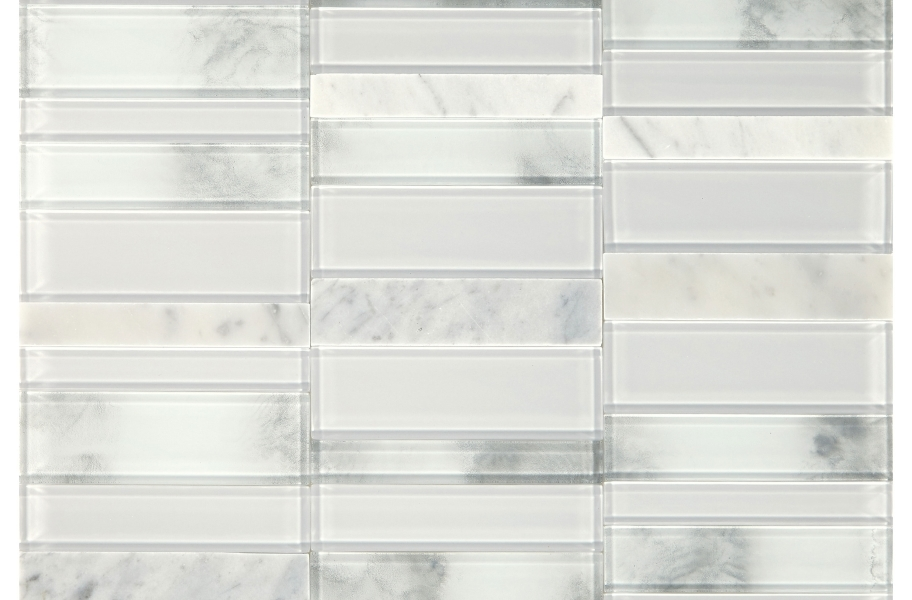 Daltile SimplyStick Mosaix - Stormy Mist Stack
