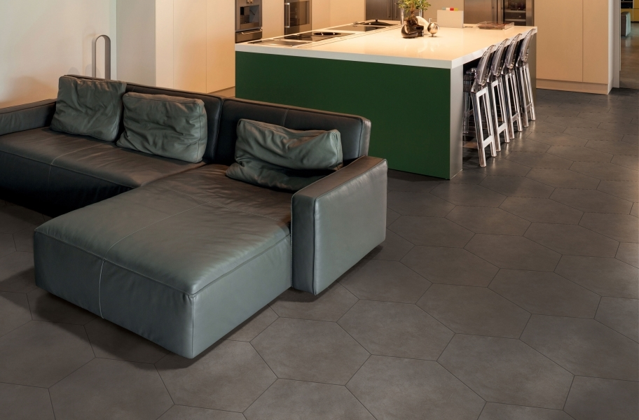 Daltile Bee Hive - Ash Grey