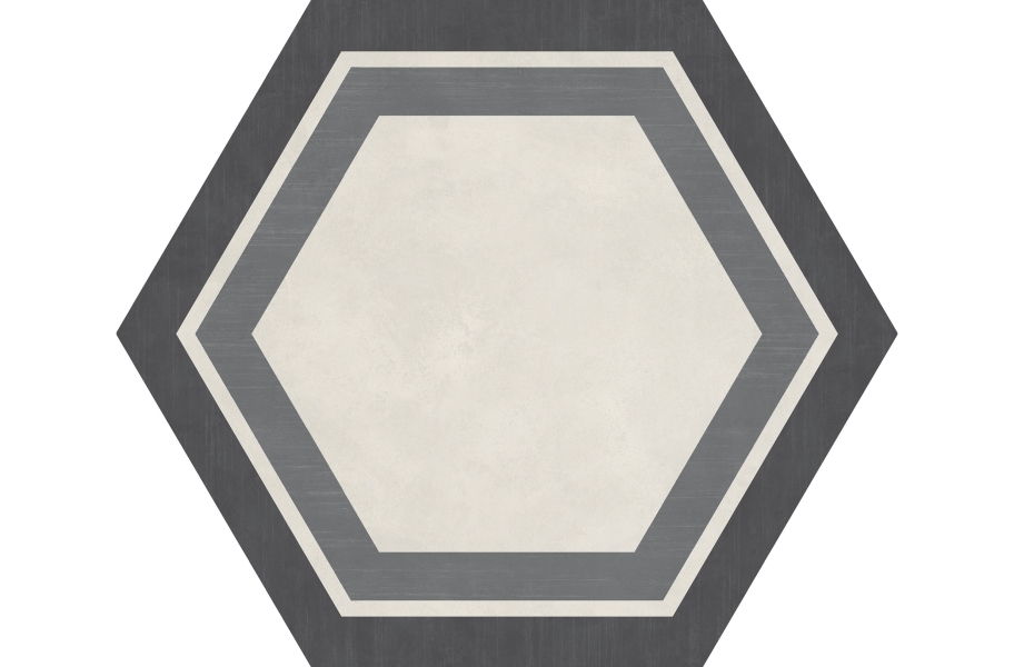 Daltile Bee Hive - Cool Blend Honeycomb