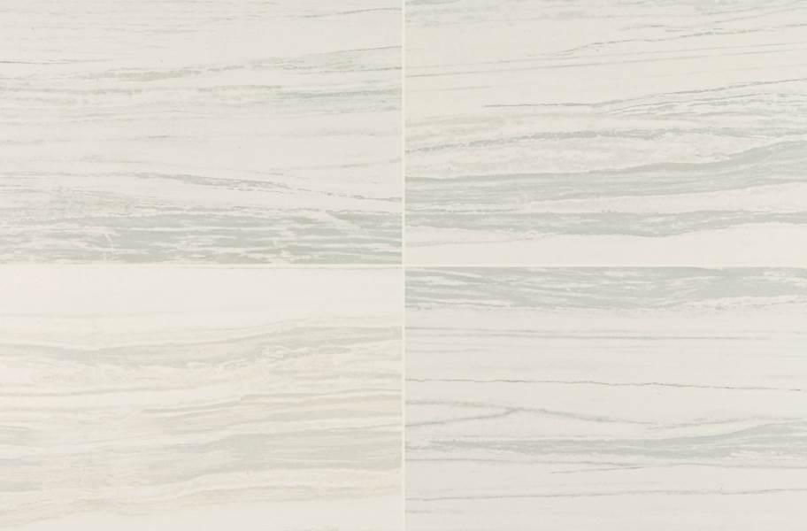 Daltile Vertuo - Stria Maestro (4 tiles shown)