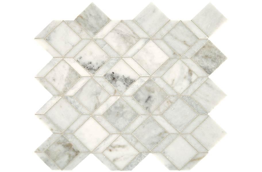 Daltile Sublimity Mosaic - Daphne White Balance
