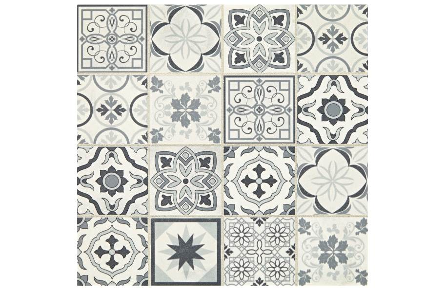 Daltile Sublimity Mosaic - Power Sequence