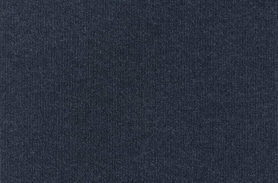 Spyglass Carpet Tile - Ocean Blue