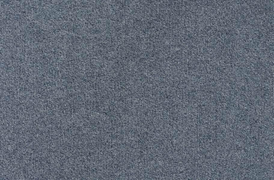 Spyglass Carpet Tile - Slate Blue
