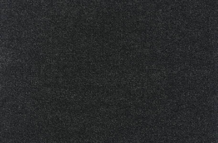 Spyglass Carpet Tile - Black Ice