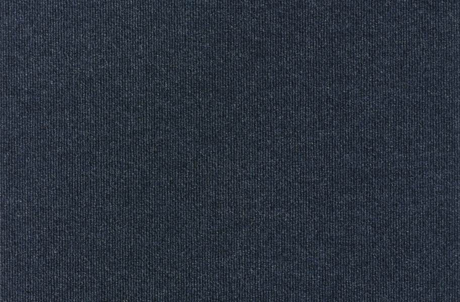 Spyglass Carpet Tile - Ocean Blue