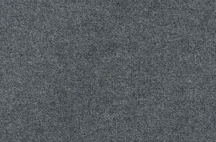 Spyglass Carpet Tile - Sky Grey