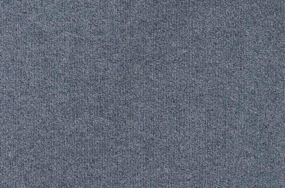 Spyglass Carpet Tile - Slate Blue