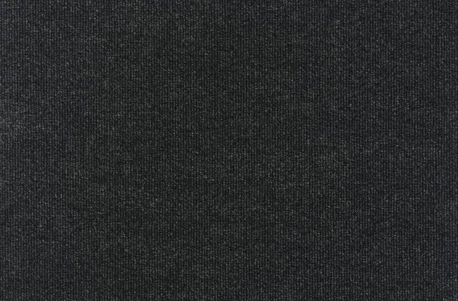 Spyglass Carpet Tile - Black Ice