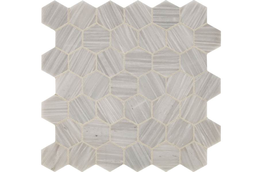 Daltile Fonte Mosaic - Nautical Grey 2