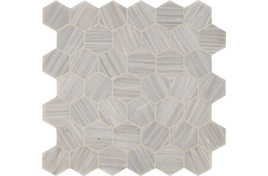 Daltile Fonte Mosaic - Nautical Grey 2
