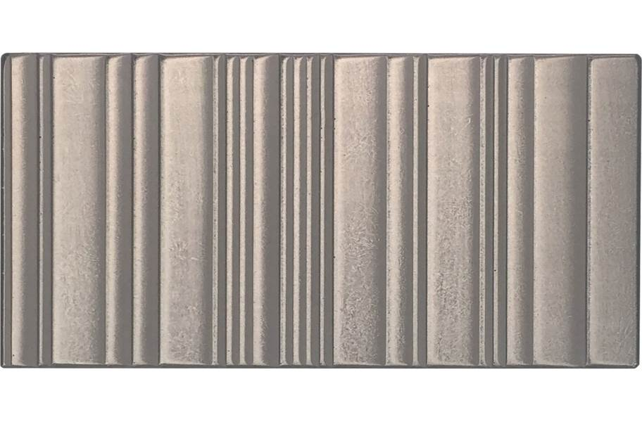 Daltile Industrial Metals - Stainless Grooved