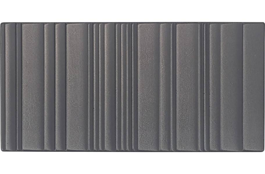 Daltile Industrial Metals - Iron Grooved