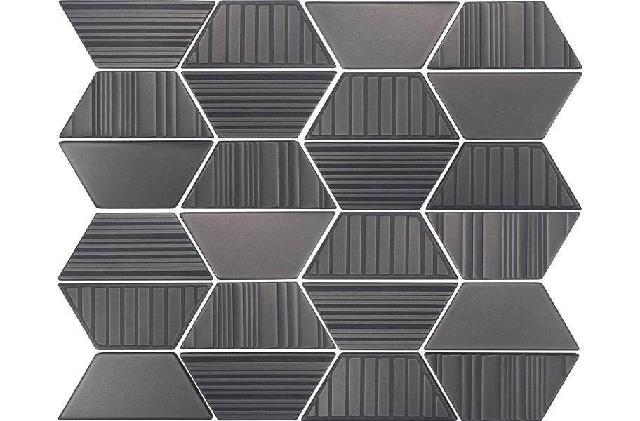 Daltile Industrial Metals - Iron Trapezoid