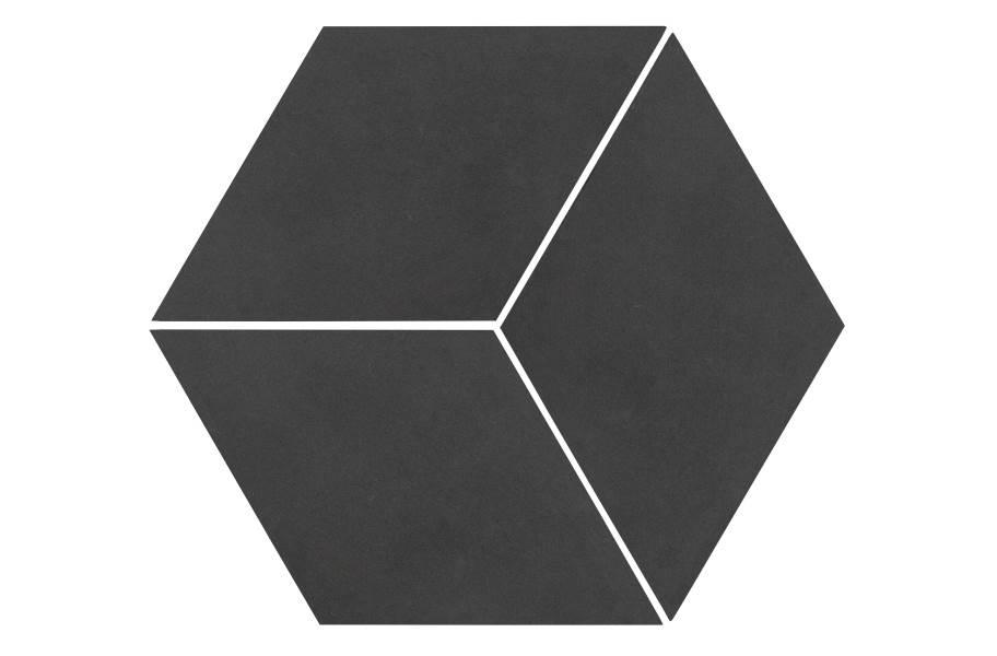 Daltile Uniform Mosaics - Black