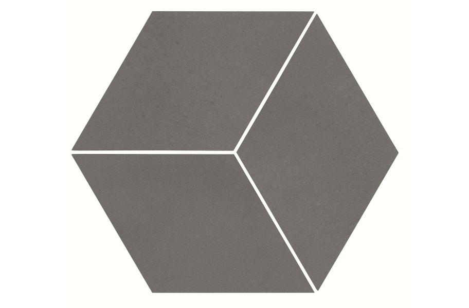 Daltile Uniform Mosaics - Dark Grey