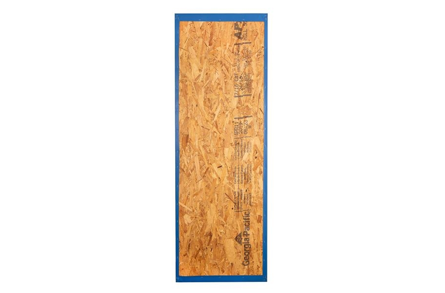 2' x 8' Wall Pads - Back