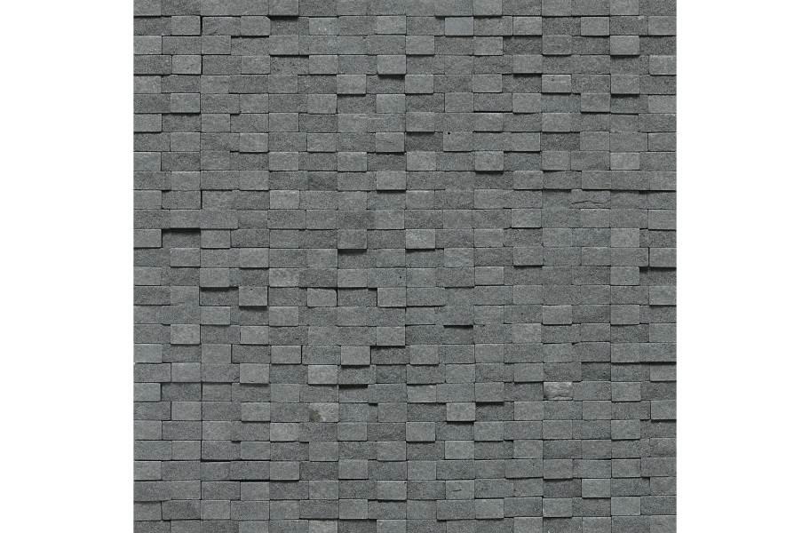 Daltile Stone A' La Mod Mosaic - Urban Bluestone Random Brick Joint
