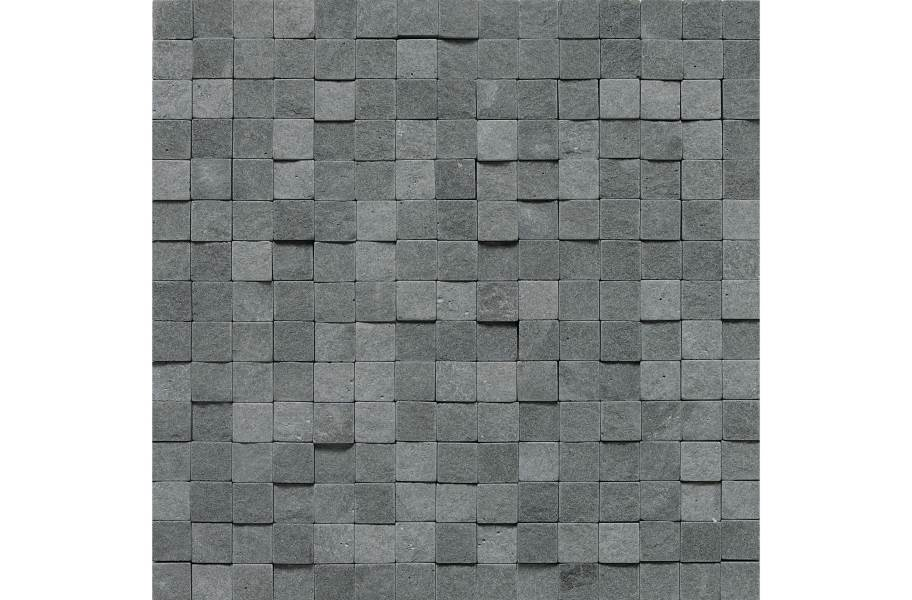 Daltile Stone A' La Mod Mosaic - Urban Bluestone High-Low