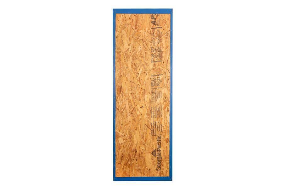 4'-Tall Wall Padding - Back