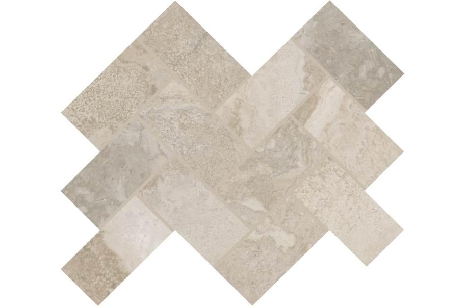 Daltile Archaia Mosaic - Artifact Beige