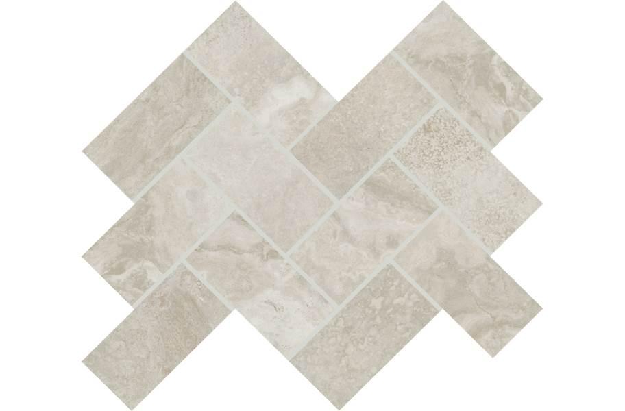 Daltile Archaia Mosaic - Province Grey